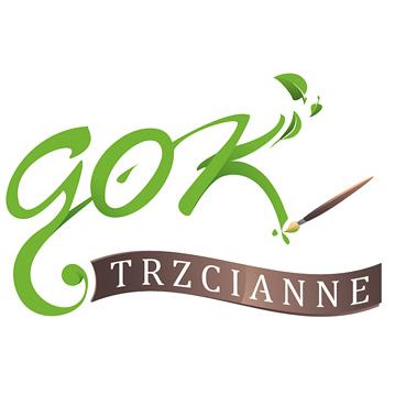 Logo Gminnego Ośrodka Kultury w Trzciannem