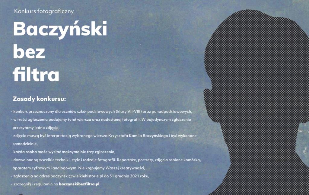 Baczyński bez filtra