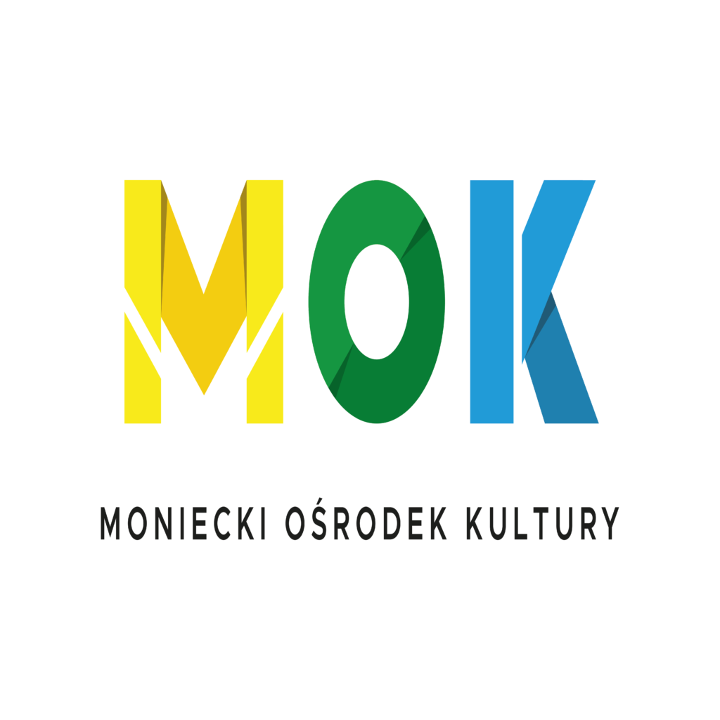 Logo Monieckiego Ośrodka Kultury